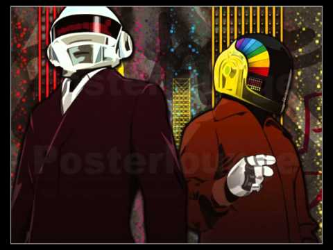 Daft Punk Awesome Dubstep Remix Harder Better Faster Stronger