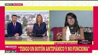 EX violó la PERIMETRAL y la ATACÓ SALVAJEMENTE - El Noti de la Gente