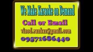 Ankho main kayamat ke kajal - Karaoke - Kismat