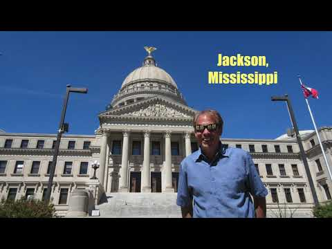 Phlash Phelps Visits All U.S. 50 Capitol Buildings
