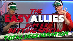 The Easy Allies 2019 E3 Betting Special: Total Degeneration