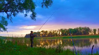 УСПОКАИВАЮЩЕЕ ВИДЕО ДЛЯ РЫБАКОВ рыбалка 2021