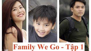 Hà Nội về đêm- ẩm thực lẩu ếch - FAMILY WE GO (tập1)