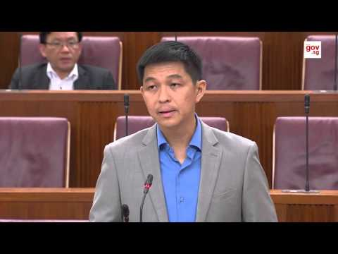 Minister Tan Announcing Benefits for Unwed Mothers 2016 Singapore Speech in Parliament