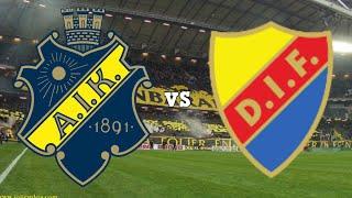 AIK MOT SM-GULD | AIK - DJURGÅRDEN | DERBY!