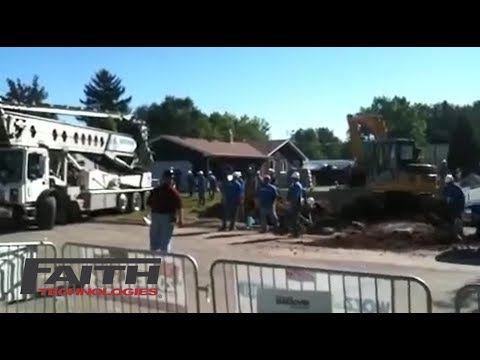 2010 Extreme Makeover: Home Edition - Neenah, Wisconsin | Faith Technologies