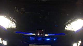 先日までHIDにしてましたが、バラストから発生する電磁波やらの影響を車...