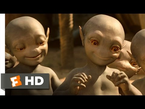 Galaxy Quest (6/9) Movie CLIP - Cute But Deadly Aliens (1999) HD