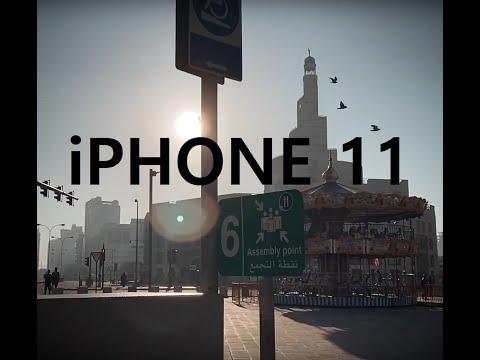 iPhone 11 cinematic video - Feels like
