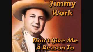 Jimmy Work -  Little Popcorn Man