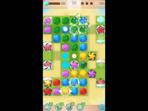 Jelly Splash lvl 1236 Android 3 Stars