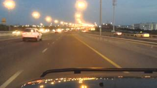 Dubai al Ain road drive