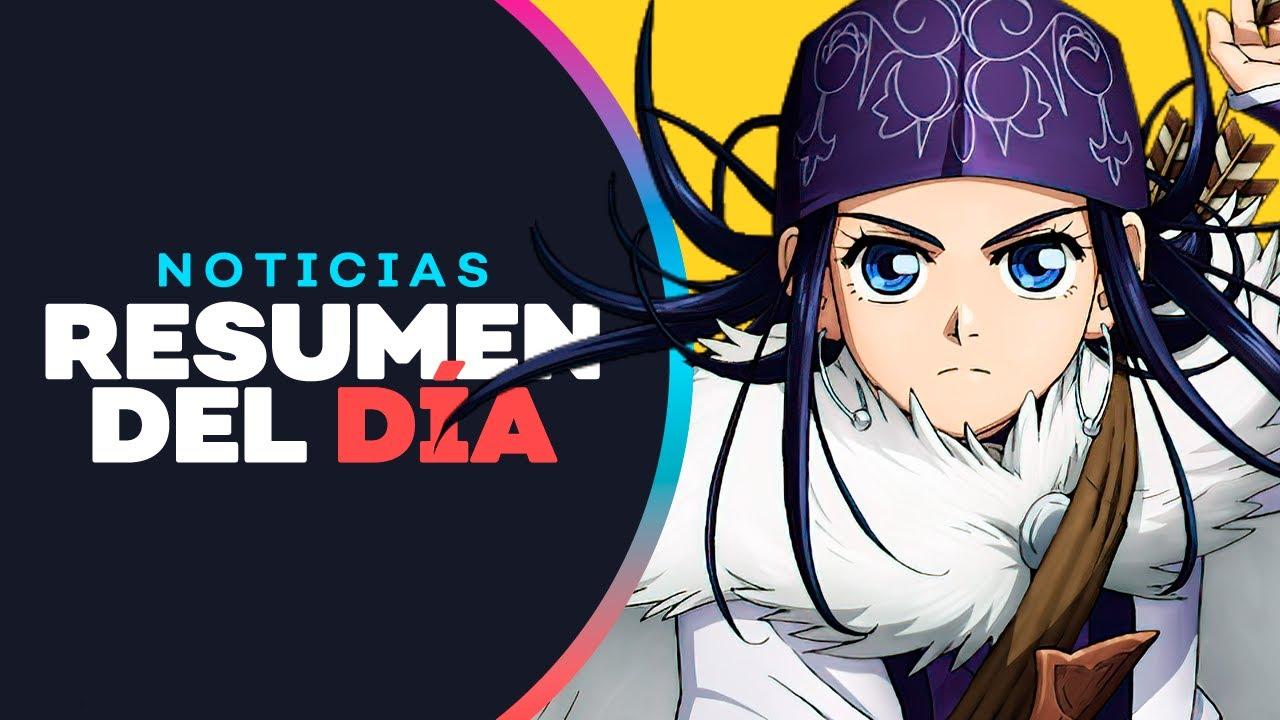 Golden Kamuy Revela un Nuevo Tráiler para su Temporada 3 y más - Noticias