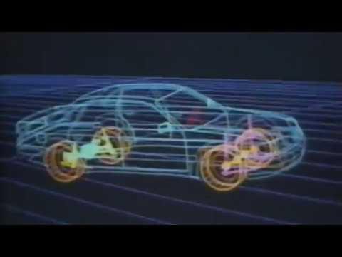Audi 100 C4 91 promo