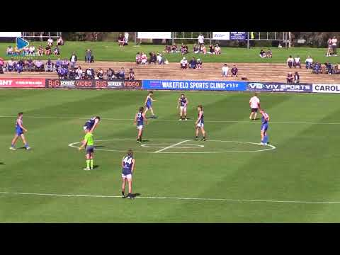 Adelaide Footy 2017 Grand Final - D2  Athelstone v Henley (music free)