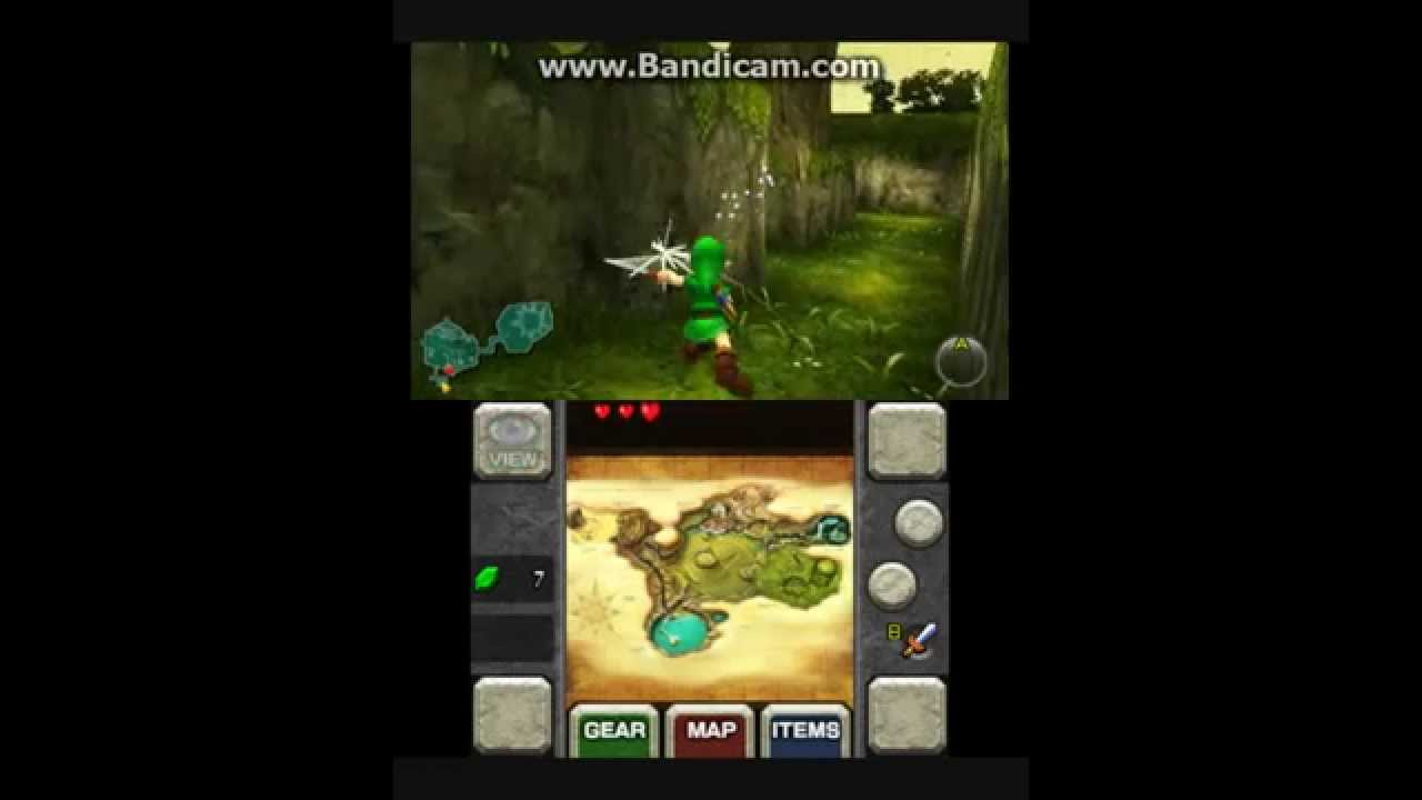 Download The Legend Of Zelda Ocarina Of Time 3ds Rom