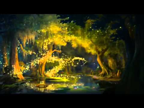 La Princesse et la Grenouille ~ A travers le Bayou poster