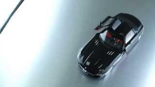 обзор радиомодели RadioControl Silverlit Mercedes SLS AMG for iOS. Гаджетариум, выпуск 17