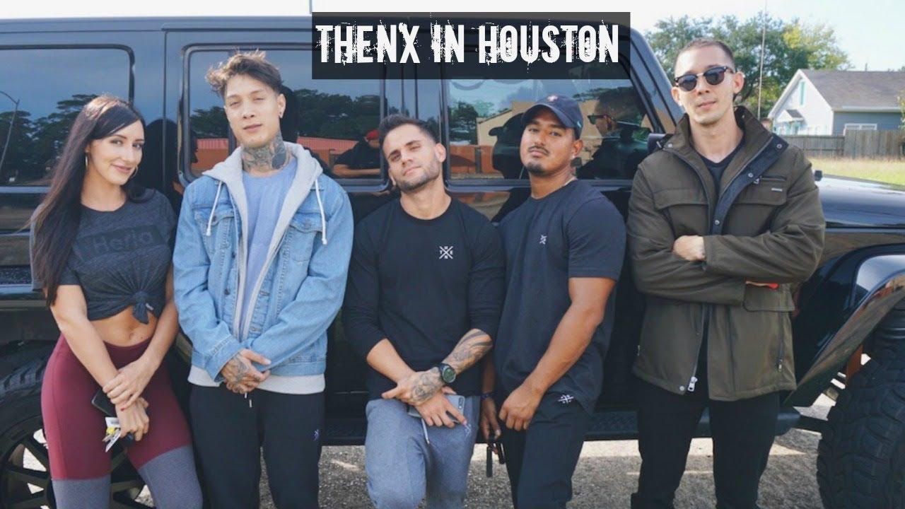 THENX visits Houston | 2018