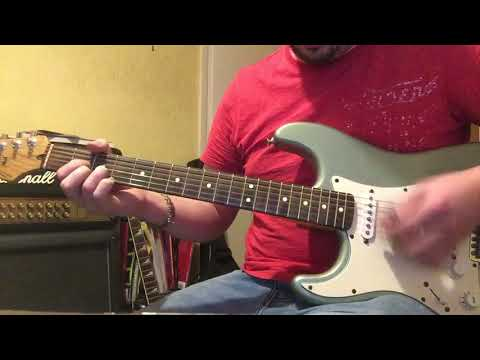 brooks-&-dunn---goin'-under,-gettin'-over-you-(brent-mason-guitar-cover)-by-dave-martin