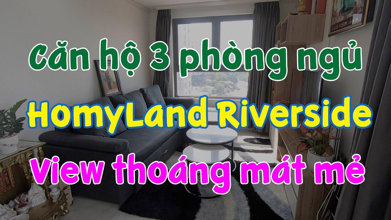 Bán  Căn hộ 3pn 89m2 HomyLand Riverside Quận 2 | 0972.907.970 | Nhận ký gửi BĐS | LuxHouz.com