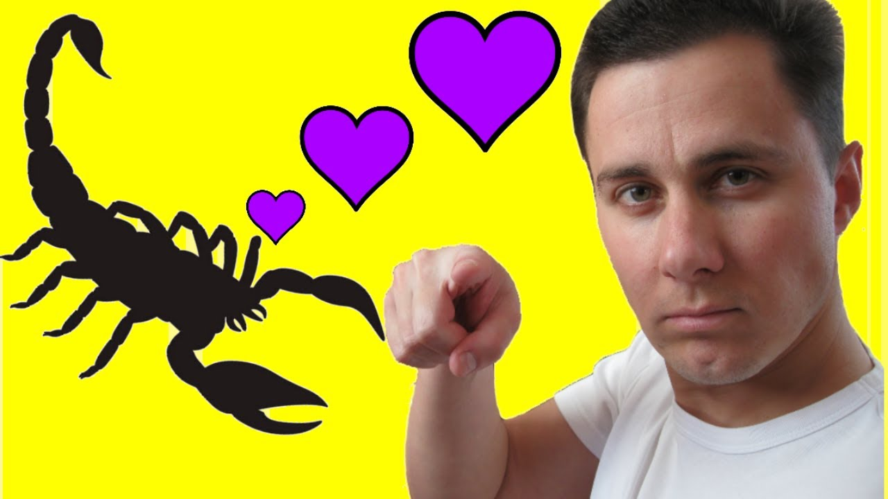 Scorpio man likes you (Signs) - YouTube