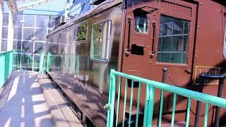 東武博物館 ED101号電気機関車