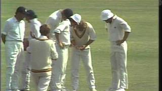 David Lloyd vs Ian Chappell....clean catch or not? Tell us Bumble!!!
