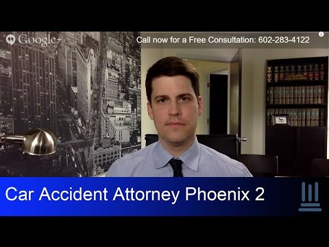 Phoenix Car Accident Lawyer Answers Legal Questions- Kelly Law Team