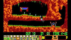 Lemmings [PC] - Level 1: Just dig!