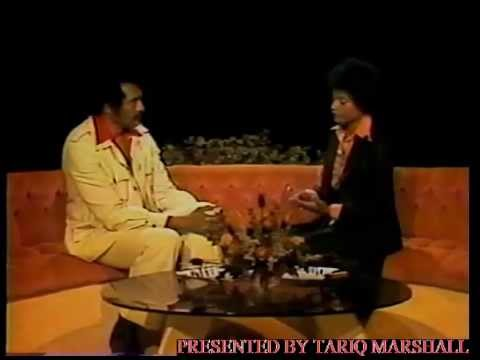 Rare 1975 Interview with William Marshall (Blacula)