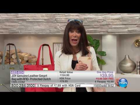 HSN | Joyful Discoveries with Joy Mangano 01.28.2017 - 12 PM