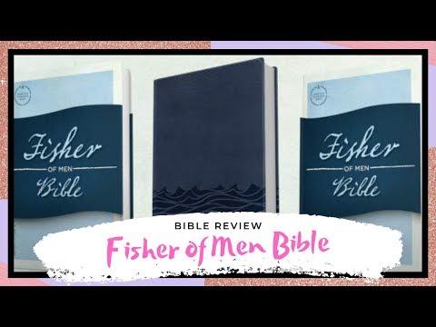 Fisher Of Men Bible {Bible Review}