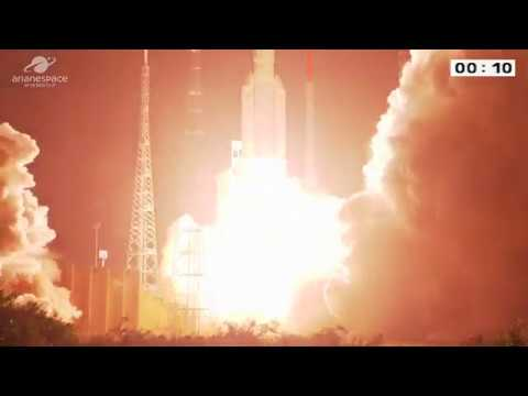 Arianespace TV - VA252 Launch Sequence