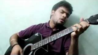 Akela Hu Main Guitar and Vocals