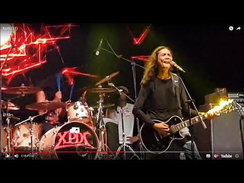 Nampak Makin Power Xpdc Bila Mael Pegang Gitar-GERAK 2000