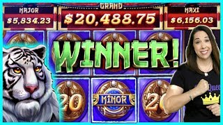 THIS HIGH LIMIT MIGHTY CASH TIGER WAS UNSTOPPABLE ★ SQ'S BEST EVER TIGER RUN ‼️