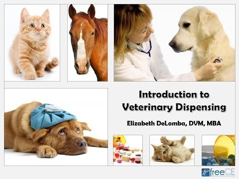 Introduction To Veterinary Dispensing
