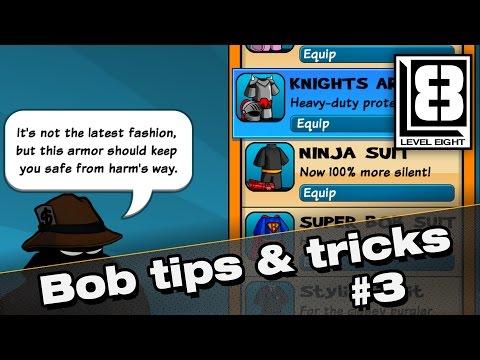 "Robbery Bob - Tips & Tricks #3 - ""Costumes"""