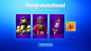 *NEW* HOW TO GET FREE SKINS REWARDS IN FORTNITE!