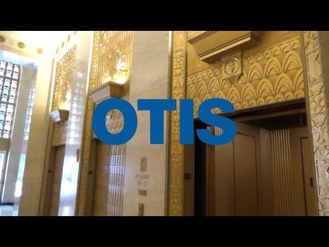 BEAUTIFUL OTIS Signal Control Traction Elevators-100 Bush St-San Francisco, CA