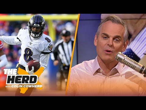 Cowboys are 'too insular' under Jerry Jones, Lamar Jackson needs to learn to slide | NFL | THE HERD