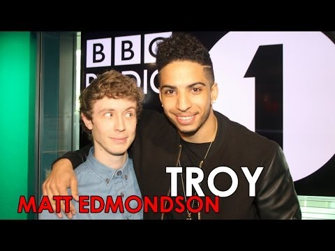 Troy reveals Matt Edmondson's PIN number live in BBC Radio 1