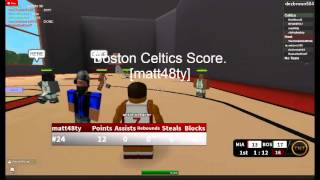Roblox NBA Hoopz