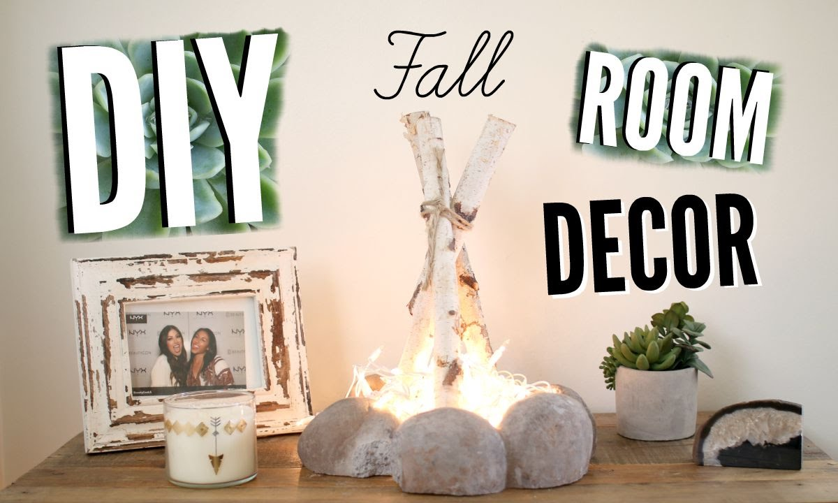 Diy Fall Room Decor Spice Up Your Room On A Budget For
