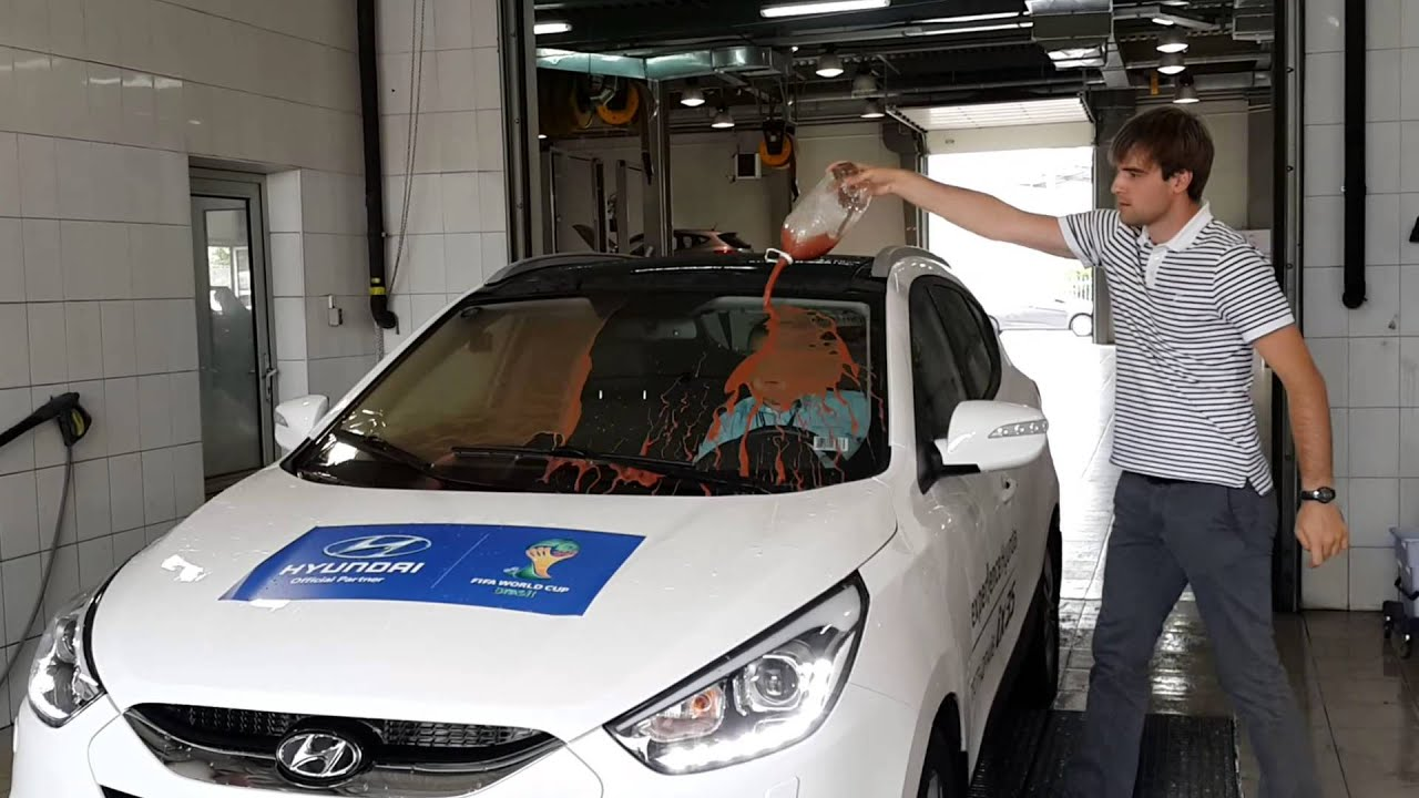 гидрофобные покрытия для автомобиля