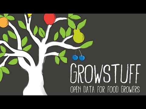 Growstuff - Open data for food growers