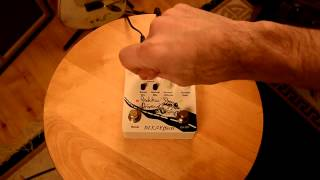 DLS Effects Reckless Driver Humbucker Demo