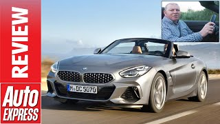 New BMW Z4 review - can it really trouble an Alpine A110 and 718 Boxster?