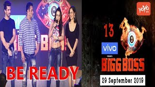 BIGG BOSS Season -13  Starting From 29th Sept Be Ready For Extra Drama And Twist In One Place